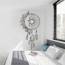 Art Design Home Decoration PVC Dreamcatcher Wall Sticker ...