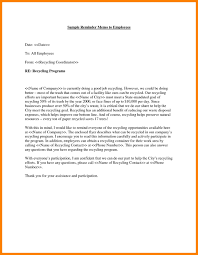 sample letter employee 34 sample memo letter employee compatible ceskarep info