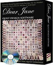 Dear Jane by Brenda Manges Papadakis Plus software and EZ Dear ... & Dear Jane Design Software Dear Jane Quilt Adamdwight.com