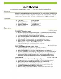 Resume Examples Operations Manager Resume Examples Resume