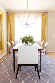 Dining Rooms White And Blue Rug Complements The Beach Style Of Room Perfectly