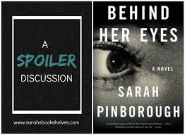 Spoiler surely a happy ending. Behind Her Eyes And That Ending Spoiler Discussion Wtfthatending Sarah S Bookshelves