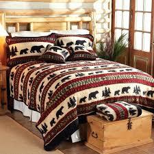 bear bedding sets bear adventure fleece bed sets bear nursery bedding sets