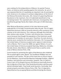 sample essay on history and predicaments of latinos  3 were