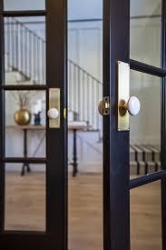 white interior door knobs