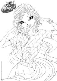 Fresh Winx Club Pixies Coloring Pages Howtobeawesome