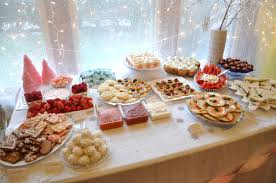 Food Ideas For Baby First Birthday Party