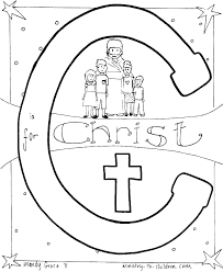 Bible Verse Coloring Pages For Preschoolers Christian Coloring Pages