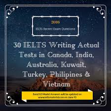 recent ielts exam questions and topics facebook  30 ielts writing recent actual tests in 2016 model essays