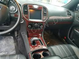 amazon chrysler 300 300c c 300s s hemi w navigation touring interior burl wood dash trim kit set 2016 2016 2017 automotive