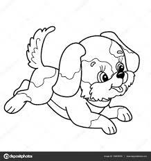 Kleurplaat Puppy Within Kleurplaat Puppy Hondje Kleurplaat Vor