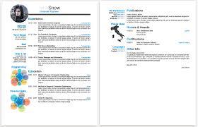 Github Neoben Smart Fancy Latex Cv Latex Template For Cv Or