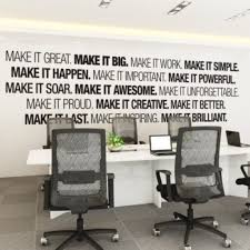decoration for office. Decorating Office Walls 27 Best Wall Art Quotes Images On Pinterest Model Decoration For