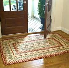 4 by 6 rug. 6 X Rug Park Designs Mill Village Braided Rectangle 4 By