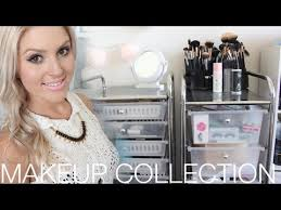 you to makeup collection storage shaaanxo