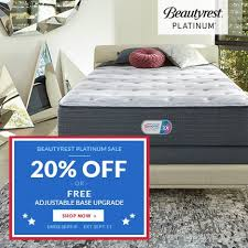Mattresses from Sealy, Simmons, Serta, Stearns & Foster