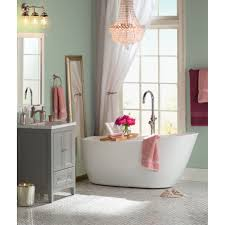 Brass Bathroom Faucet Kingston Brass Concord Single Handle Floor Mount Tub Faucet With