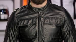 dainese richard leather jacket review at revzilla com