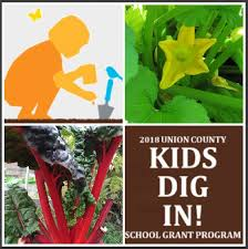 schools invited to apply for 2019 union county kids dig in garden grants