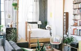 One Bedroom Apartment Decorating Ideas Beauteous Rooms Style Room Decorating College Combo Arrangement Living Rental