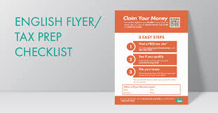 Pictures Of Flyers Flyers Get It Back Tax Credits For People Who Work