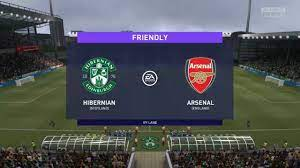 Confirmed Arsenal team for first pre ...