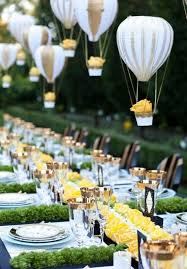 view in gallery these hot air balloon decorations are