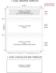 Free Candy Bar Wrapper Templates Candy Bar Wrapper Template Candy Bar Wrapper Template