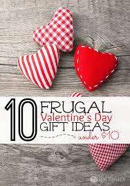 10 frugal valentines day gift ideas under 10