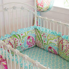 Photo 4 of 6 Kumari Garden Baby Crib Bedding (attractive Crib Bedding For  Girl #4)