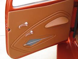diamond quilted leather is now in vogue for several of the high end car manufacturers here is a late model mercedes benz sl door panel