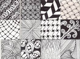 Zentangle Patterns Extraordinary 48 Zentangle Patterns JPG PSD AI Illustrator Download