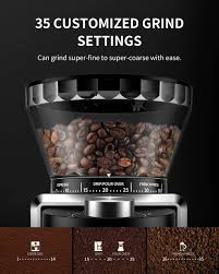 A verified cn gold supplier on alibaba.com. Shardor Conical Burr Coffee Grinder Hellcat Coffee