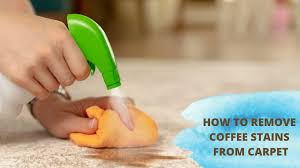 Using a commercial stain remover. How To Remove Coffee Stains With 21 Proven Methods