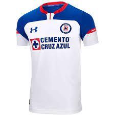 cruz azul jersey white cheap online