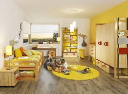 ... Appealing Ideas For Decorating Kids Rooms : Gorgeous Interior Used In  Decorating Kids Rooms With Yellow ...