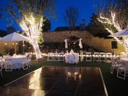 backyard wedding lighting pleasing backyard wedding lighting ideas backyard wedding lighting