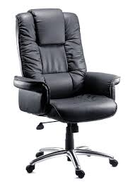 luxury office chair. teknik lombard leather executive chair soft fill upholstery amazoncouk office products luxury a