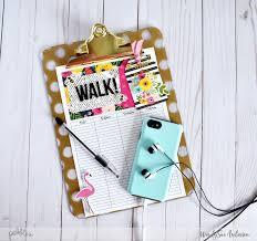 walking journal walking journal planner pebbles inc