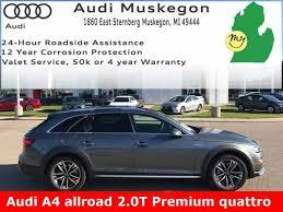 2018 audi warranty. modren 2018 2018 audi a4 allroad 20t premium plus wagon and audi warranty a