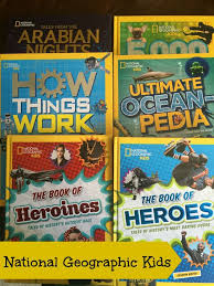 national geographic kids books via