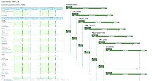 Monthly And Yearly Budget Template Company Annual Plan Template Nice Free Business Budget