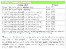 How To Price A House Cleaning Job House Cleaning Rates Nicholasrichardson Info