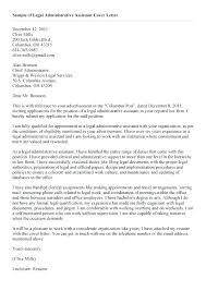 Sample Cover Letter Law School Law School Application Letter Of