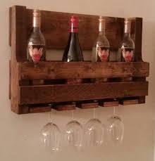 pallet wine glass rack. Exellent Pallet Rustic Pallet Wine Rack  Liquor Cabinet Wooden  Glass Holder Bottle Throughout S