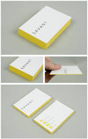 Blank Colored Business Cards Acc Design