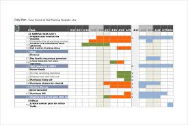 Excel Template For Project Tracking Excel Task Tracker Template Template Business