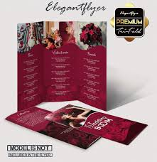 Editable Foldable Templates 75 Free Must Have Wedding Templates For Designers Premium Version