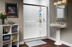 How Much Is Bathroom Remodel Stunning Recent Projects Of Bathroom Remodel Handicap Accessible Shower