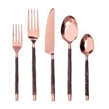 contemporary flatware sets